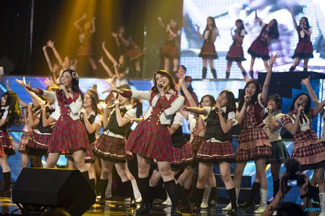 Perayaan Ultah ke-7, Shania Junianatha: JKT48 Ada dan Akan Terus Ada