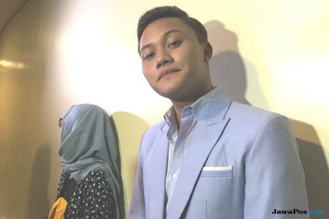 Perdana Duet dengan Penyanyi Dangdut, Rizky Febian Ungkap Kesannya