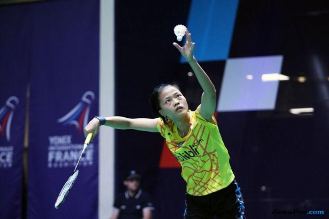 Thailand Masters 2019, Fitriani, bulu tangkis, Indonesia, PBSI