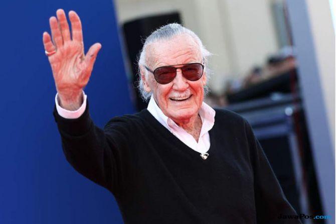 Perjalanan Karir Stan Lee dan Sejumlah Cameo yang diperankannya