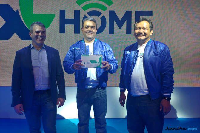 XL Axiata, XL Home, XL Home Target 2019