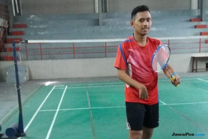 Asian Para Games 2019, Bulu tangkis, Oddie Kurnia Dwi Listyanto