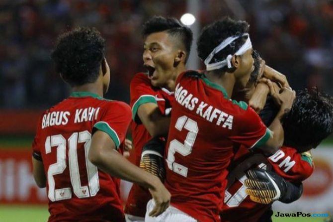 Piala Asia U-16 2018, India U-16, Indonesia U-16, Jadwal pertandingan, siaran tv, Indoa vs Indonesia, Indonesia vs India