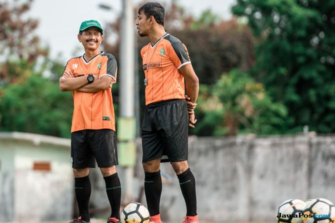 Persebaya Surabaya, Djadjang Nurdjaman, Bejo Sugiantoro, Liga 1 2019
