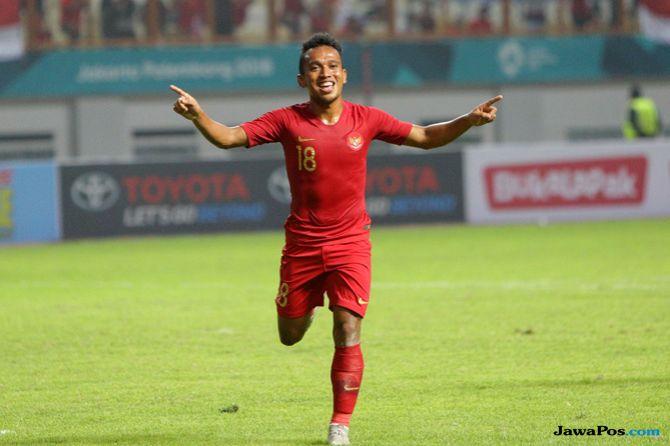 Irfan Jaya, Persebaya Surabaya, Liga 1 2018, Borneo FC, Timnas Indonesia, Djadjang Nurdjaman