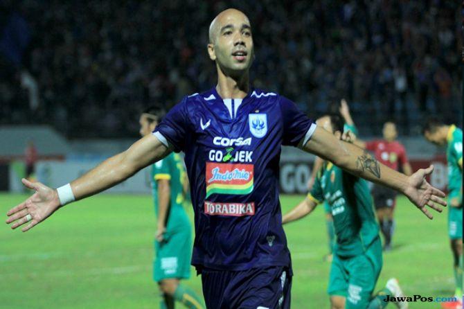 Liga 1 2018, PSIS Semarang, Bruno Silva