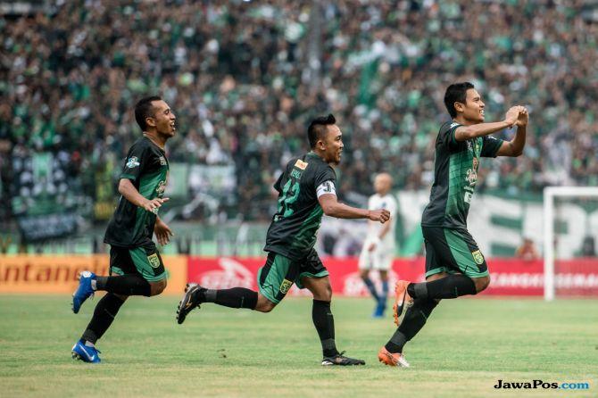 Persebaya Surabaya, PSIS Semarang, Liga 1 2018, Djadjang Nurdjaman