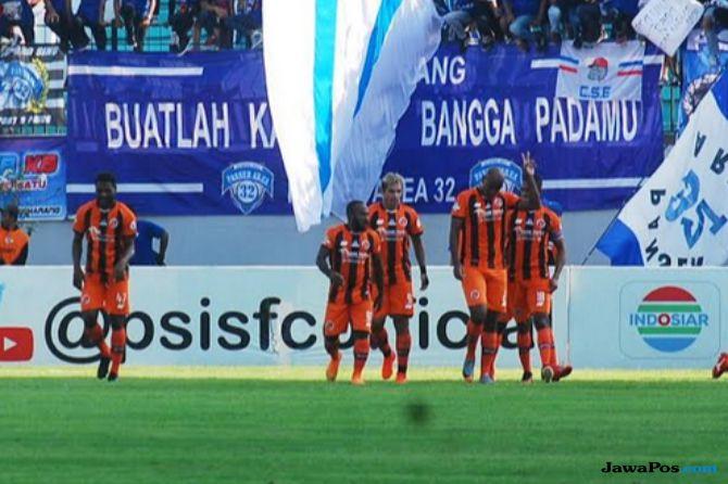 Liga 1 2018, Perseru Serui
