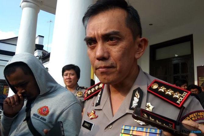 Persib Bandung Lawan Arema FC, 1.400 Anggota Polisi Diturunkan