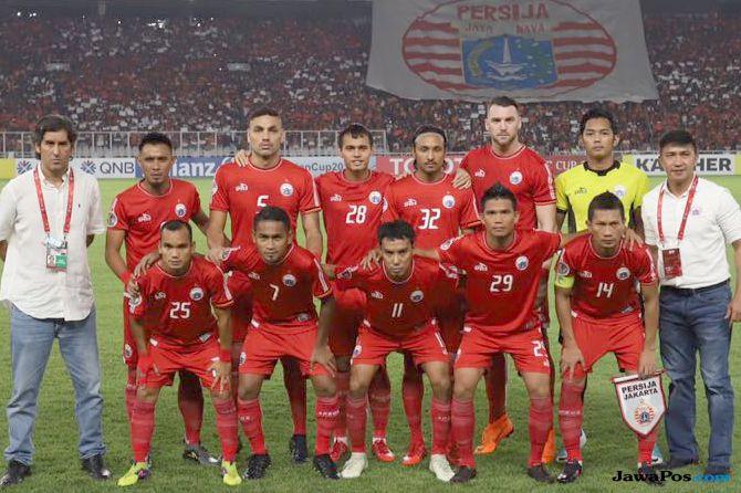 Liga 1 2018, Persija Jakarta, Lisensi AFC