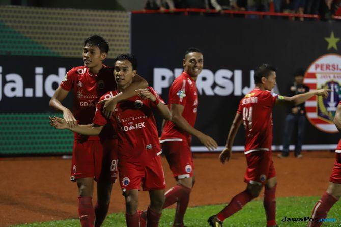 Persija Jakarta, Persikabo, Piala Indonesia 2018