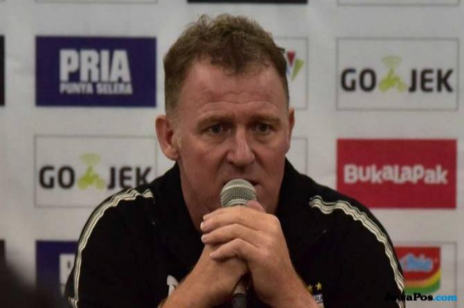Peter Butler, Persipura Jayapura, Liga 1 2018,