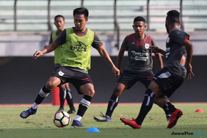 Persipura Jayapura, Liga 1 2018