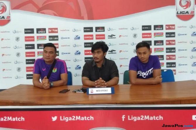 Liga 2 2018, Persita Tangerang, PSS Sleman