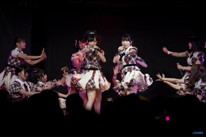 Pertunjukan Kejutan dari AKB48 di Ulang Tahun Teater JKT48