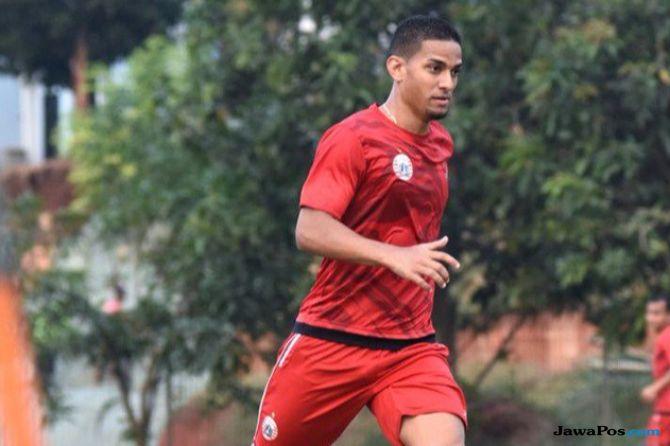 Liga 1 2018, Persija Jakarta, Renan Silva