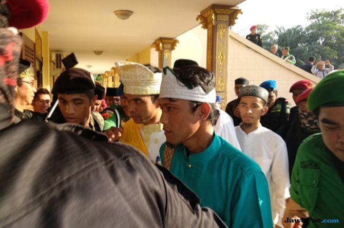 Pesan Ustaz Abdul Somad Saat Hadiri Tepuk Tepung Tawar Sandiaga Uno