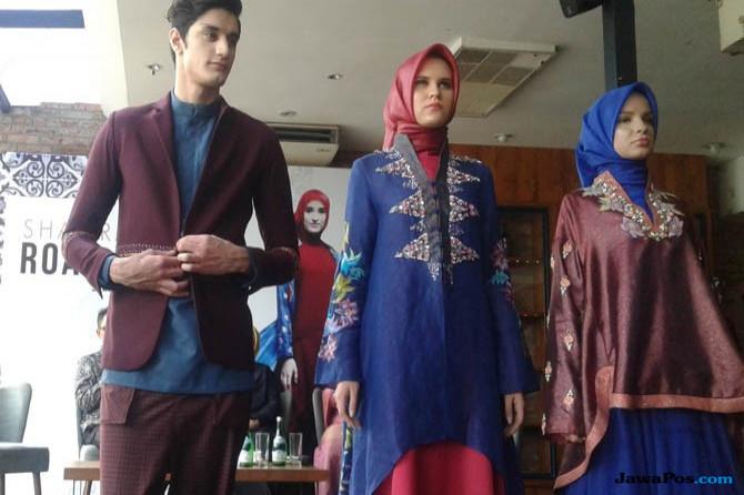 Pesona Sulam dan Bordir Tanah Minang Warnai Indonesia Fashion Week 2017