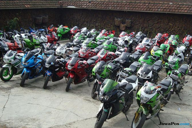 Pesta Komunitas Kawasaki Siap Bikin Makassar Ingar-bingar