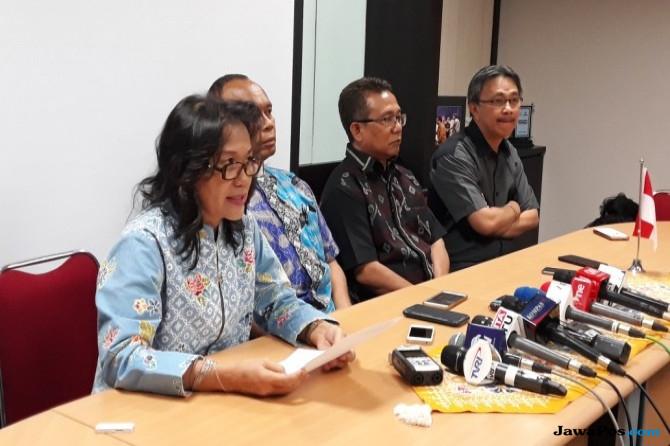 PGI Minta Elite Politik Stop Beri Komentar yang Memperkeruh Suasana