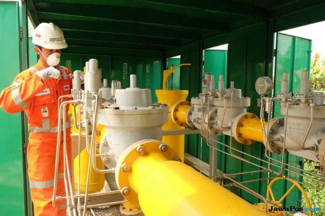 PGN Mendukung Kehandalan Sistem Kelistrikan PLN di Sumbagsel