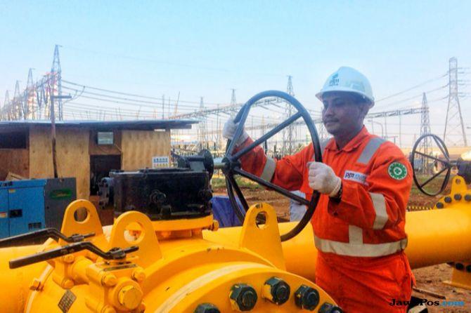 PGN Siap Gugat Petronas di Arbitrase Hong Kong