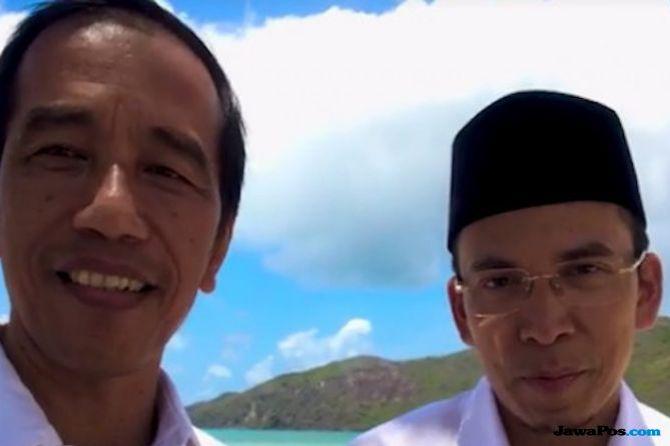 Jokowi TGB