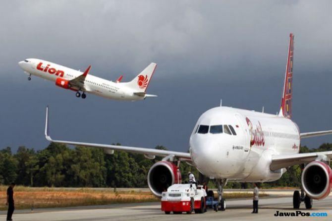 Pilot Pemberi Izin Mik pada Neno Warisman Diberi Sanksi Lion Air