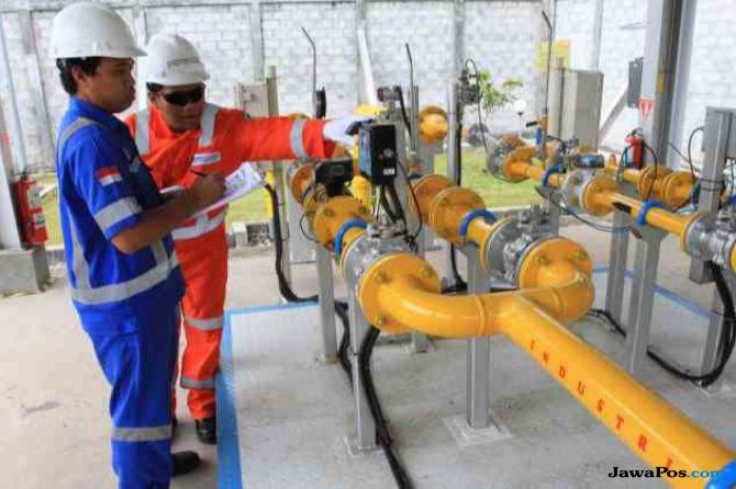 Pipa K3S Bocor, PGN Siap Pasok Kekurangan Gas PLTGU Cilegon