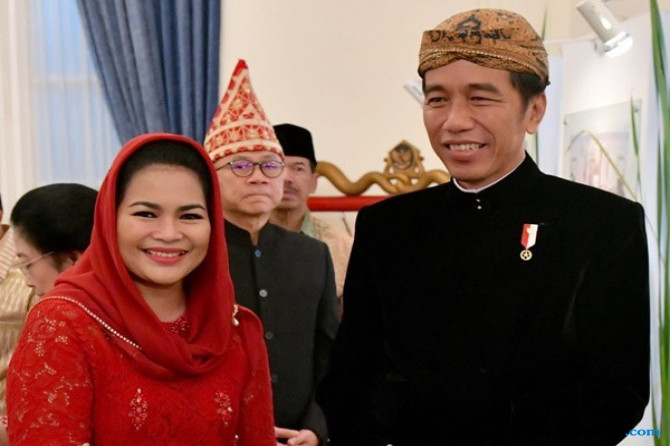 PKB Sambut Positif Keakraban Puti dengan Jokowi