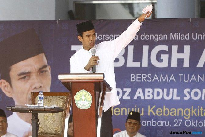 PKS Janji Perjuangkan RUU Perlindungan Pendakwah Agama