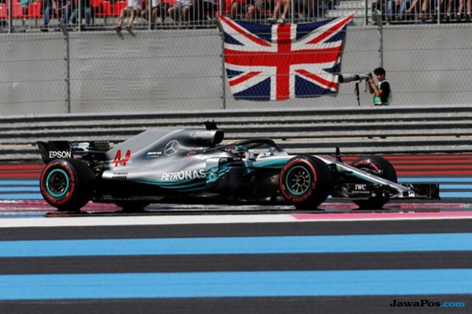 Formula 1, F1, GP Prancis, Sebastian Vettel, Lewis Hamilton, Valterri Bottas, Daniel Ricciardo, Max Verstappen, Kimi Raikkonen