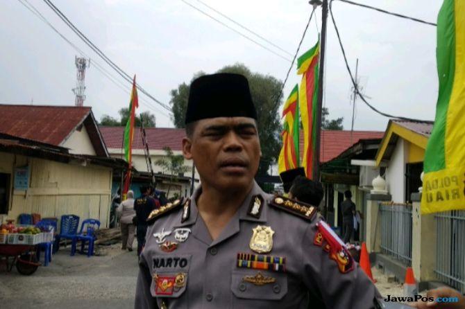 Polda Riau Periksa Tiga Anggota DPRD Rohil