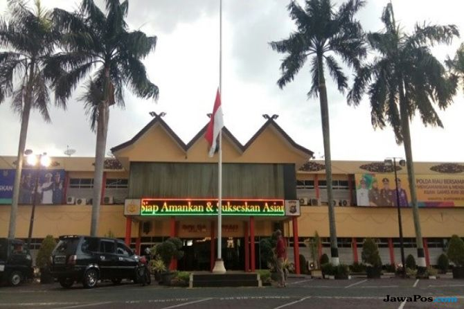 Polda Riau Tingkatkan Pengamanan Pasca Kerusuhan di Depok