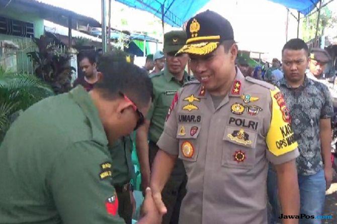 Polda Sulsel Siapkan Pasukan Khusus Gerilya Hutan untuk Hadapi KKSB