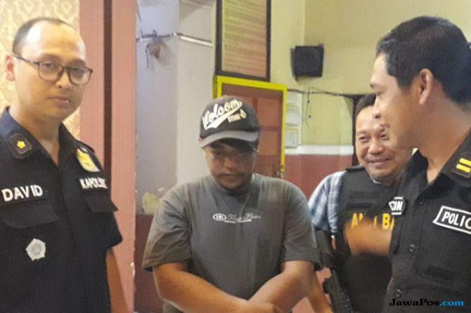 Polisi Ciduk Pelaku Pelecehan Seksual Setelah Videonya Viral