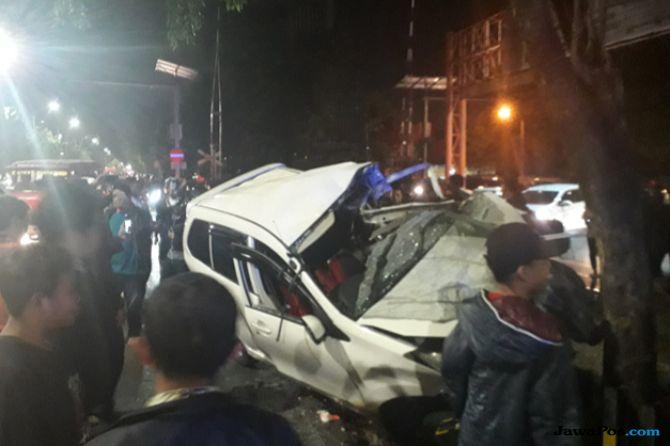 Polisi: Palang Pintu Kereta Api Memang Tidak Tertutup