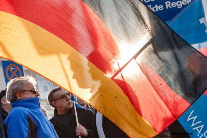 Politisi Jerman Ingin Pengawasan Lebih Bagi Partai Sayap Kanan