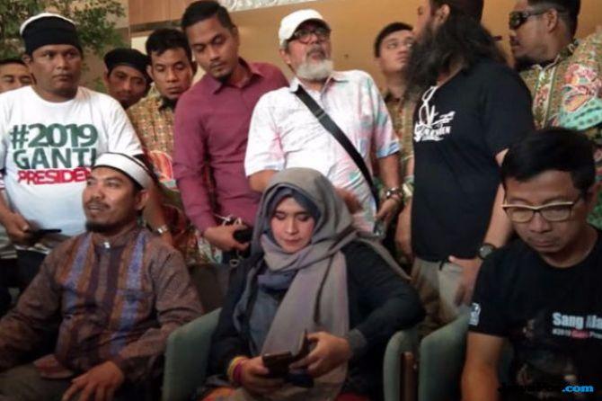 Polri Diminta Larang Kegiatan #2019GantiPresiden dan Pendukung Jokowi