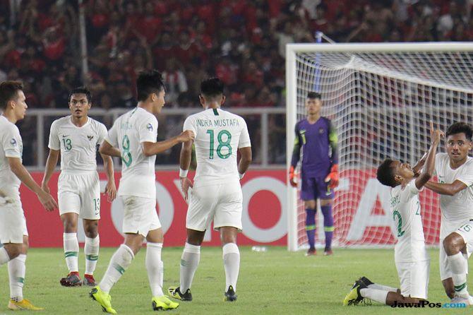 Piala Asia U 19 2018, Timnas U 19, Timnas U 19 Indonesia, Klasemen Sementara, Klasemen Grup A