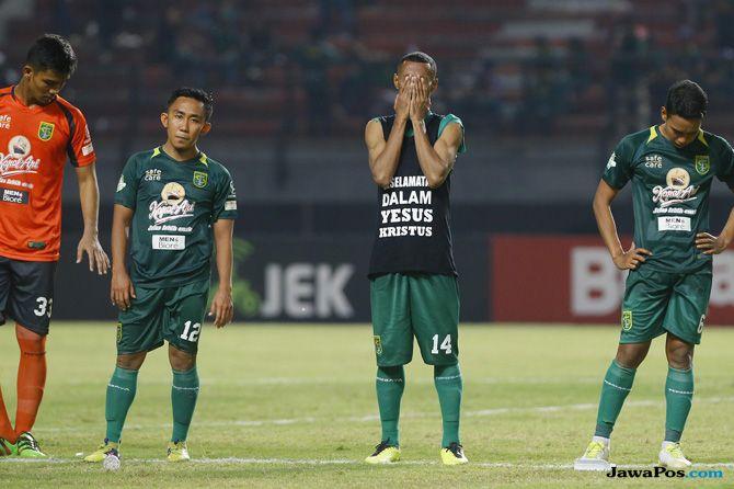 Persebaya Surabaya, Borneo FC, Liga 1 2018