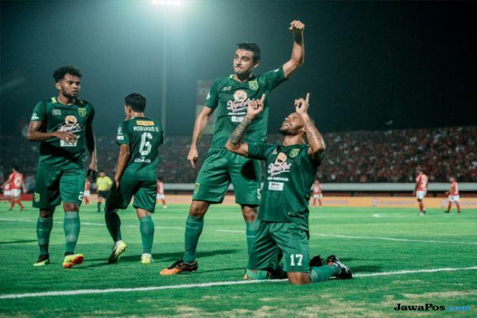 Liga 1 2018, Bali United, Persebaya Surabaya, Bali United 2-5 Persebaya Surabaya, Persebaya menang 5-2