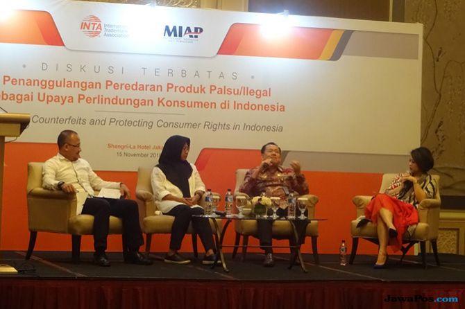 Potensi Kerugian Akibat Produk Palsu di Indonesia Mencapai Rp 65.1 T
