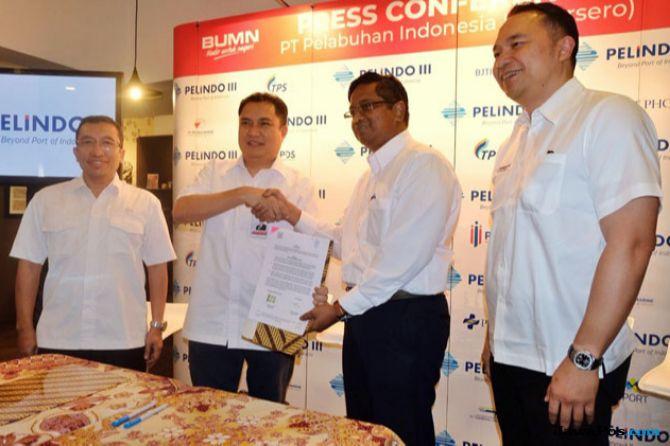 PP Energi Optimalkan Lahan Pelindo Kembangkan Bisnis Tank Farm