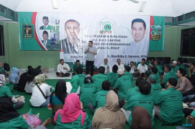 PPP Jakarta Harus Mendukung Kebijakan Anies