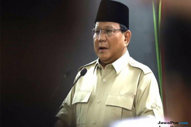 Prabowo Bingung Soal Kebijakan DNI Jokowi