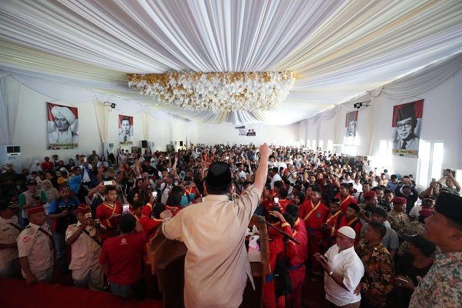 Prabowo Muak dengan Elite yang Pintar 'Ngapusi', Mencuri Uang Rakyat