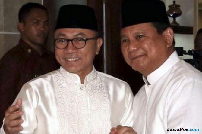 Prabowo - Zulkifli Hasan