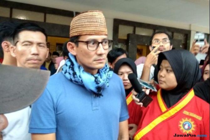 Prabowo-Sandi Dapat Dukungan Dari PW Muhammadiyah Jabar