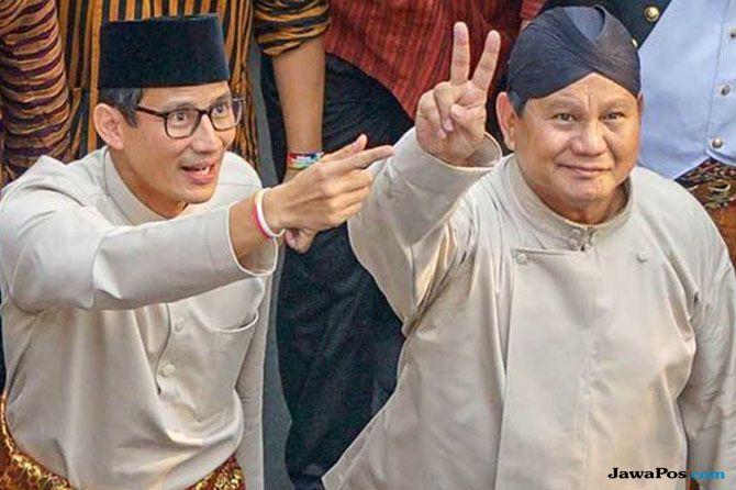 Prabowo - Sandi Mau Bangun Infrastruktur Tanpa Utang